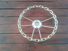 Custom Chain Steering