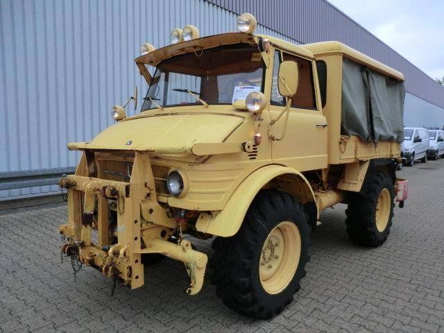 Unimog U 406 4x4 - 1968