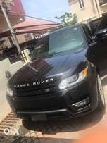 Barely driven 2014 Model RangeRover Sports Autobiography. N34mill