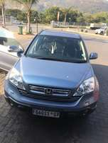 Honda CRV 2.0 full house urgent sale