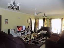 4 bedroom all en suites fully furnished holiday villa in nyali