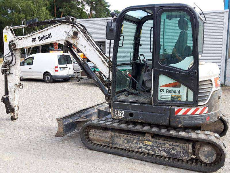 Bobcat E 62 - 2014 for sale | Tradus