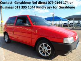 1994 Fiat Uno 1100 Very Good Condition Call Geraldene Now to View