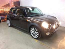 2010 Mini Cooper Auto MayFair Edition