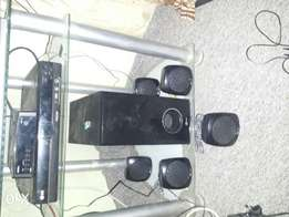 LG home theatre very neat no fault