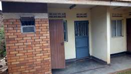 Single bedroom house in kireka at 250k