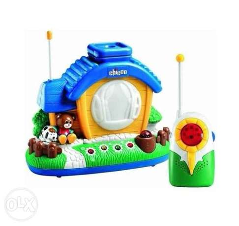 Chicco baby control dreams house monitors. 6 in 1.