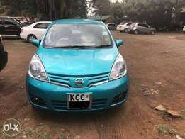 Well maintained low mileage Nissan Note