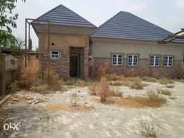 Tastefully Finished 3 Bedroom Bungalow with 2 Rooms Bq Corner Piece