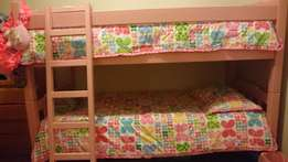 Pink Bunkbed
