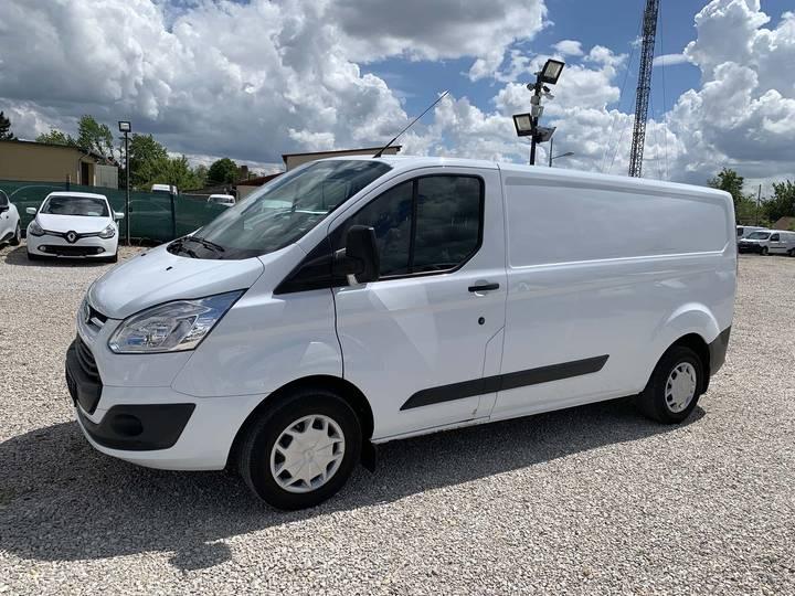 Ford Transit Custom 2. 0TDCI L2H1 130PS Tempo Net 11799 EUR - 2017
