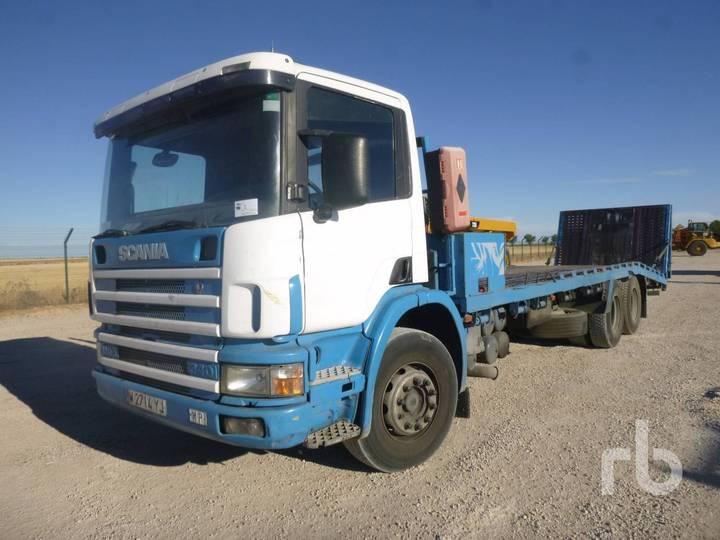 Scania 340 6x2 - 1999
