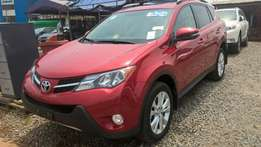 Fully Loaded Toyota Rav 4 Limited