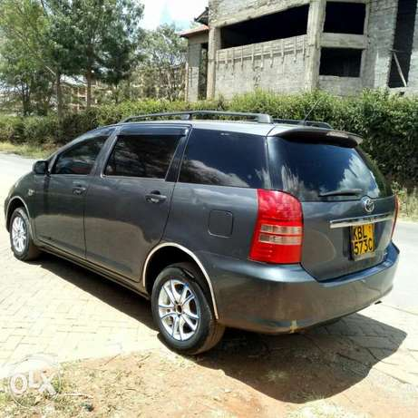 Toyota wish good condition accident free wel maintained Nairobi West - image 1