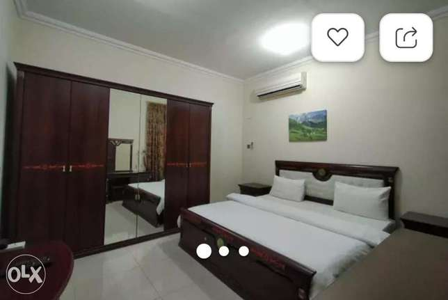 * SHORT TERM - Fully Furnished Ensuit Rooms In Aziziya !