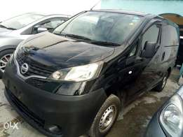 Black NV200 Nissan