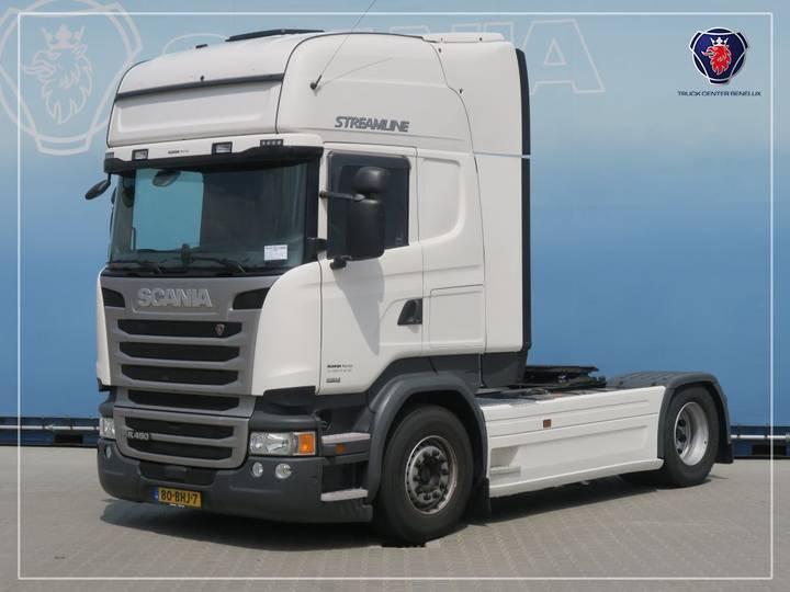 Scania R450 LA4X2MNA   8T   Navi   SCR-only - 2016