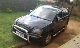 Toyota Harrier Lexus - Buy and drive