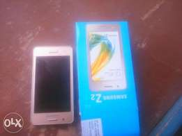 One week old Samsung Z2 for sale