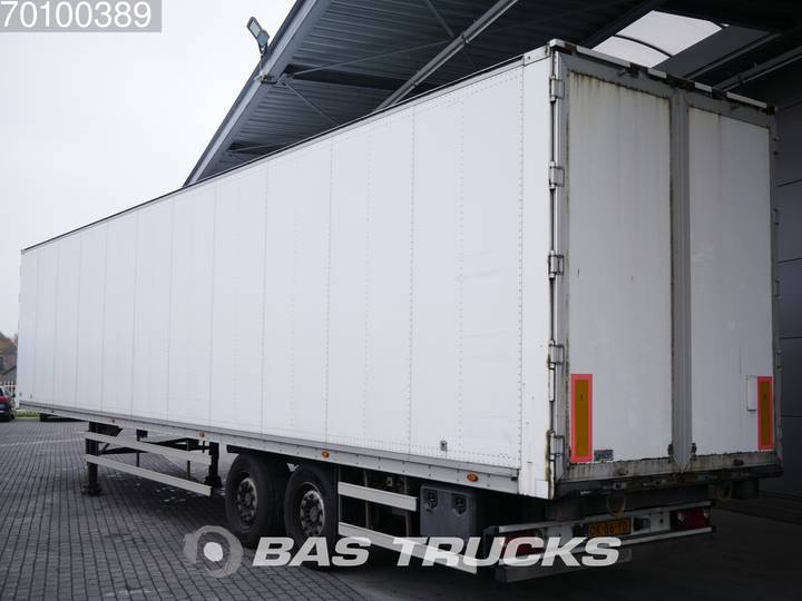 Talson F1520 SAF Good Condition Double Doors - Durchlade - 2009