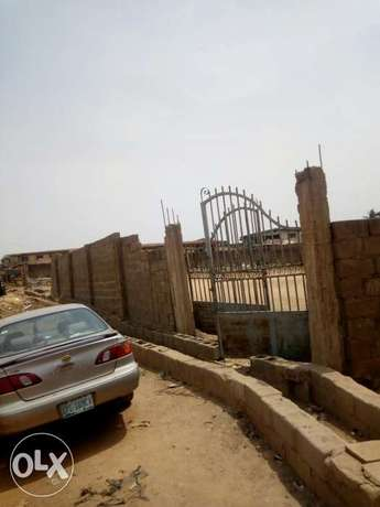 Two plots of land, fifty meters to the express road along iwo road IB Ibadan North - image 2