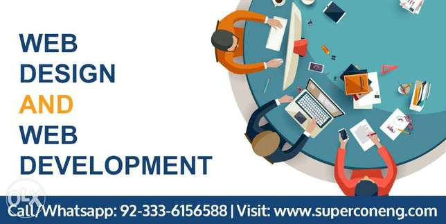 web designing and development service provider