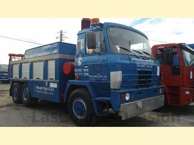 Tatra Ckd-av 14 6x6 - 1990