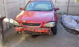 2001 OPEL ASTRA CLASSIC 1.6 CDE A/C breaking for parts