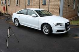 Audi A6 S-Line 2L Turbo Immaculate condition