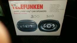 6 by 9 speakers