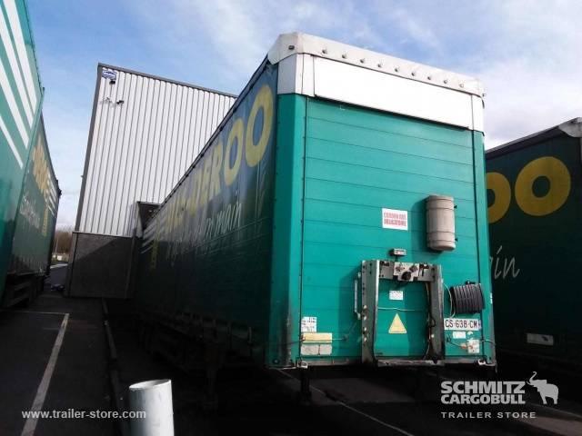 Schmitz Cargobull Semitrailer Rideaux Coulissant Mega - 2005