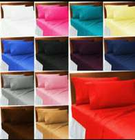 BED SHEETS/Pillow casses