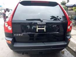 Lagos Port Cleared Tokunbo / American Use 2005 Volvo XC 90, So Lovely