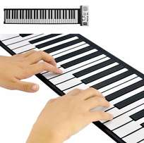 Flexible Roll Up Synthisizer Keyboard Piano- G414 N1