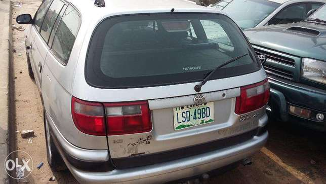 Very clean Toyota Carina E for sale. Port Harcourt - image 6