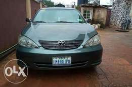 Very Clean Toyota Camry 2003 (Green) for Sale