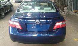 Toks 08 toyota camry LE lag cleared for N2.8m
