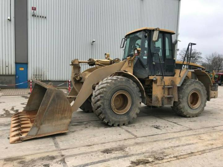 Caterpillar 950g **bj2003 *12660h** Fullsteering - 2003