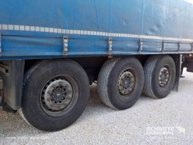 Schmitz Cargobull Tolóponyva tekercs - 2012 - image 10