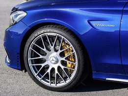 MAGZ4U WHEEL AND TYRE EXPERTS. C63S Rep Wheels available in store.
