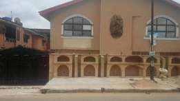 Lovely 4Bedrm duplex with its own gate off Olugbede Egbeda To Let