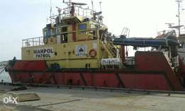 MV c Turf vessel available for 90M