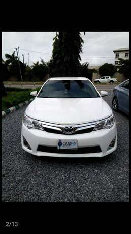 Clean Toyota Camry 2013 Lagos Mainland - image 1