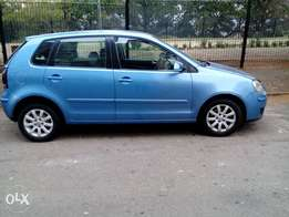 v w polo 2009 model for sale