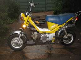 1979 Yamaha Chappie - Collector's Item - R7,500