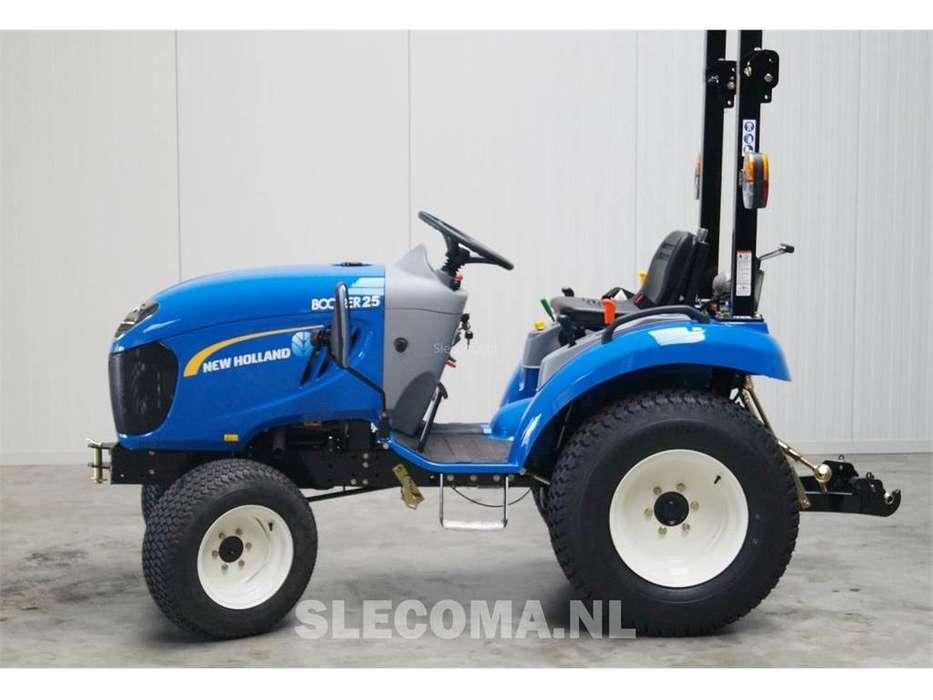 New Holland BOOMER 25-HST - 2018 - image 6