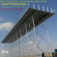 elevated steel water tank, Steel Structure Water Storage Tank