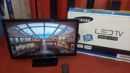 Samsung led TV 24inches brand new