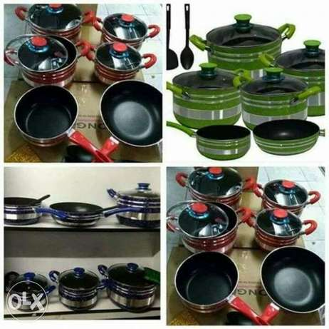 Selling all types of non stick cookware Mugutha - image 1