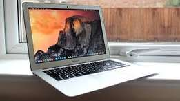 Apple Macbook air on sale.